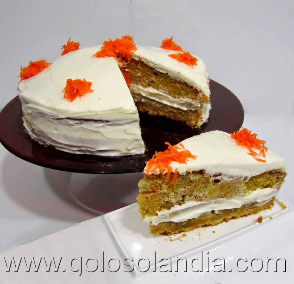 Bizcocho De Zanahoria Cake Ideas and Designs
