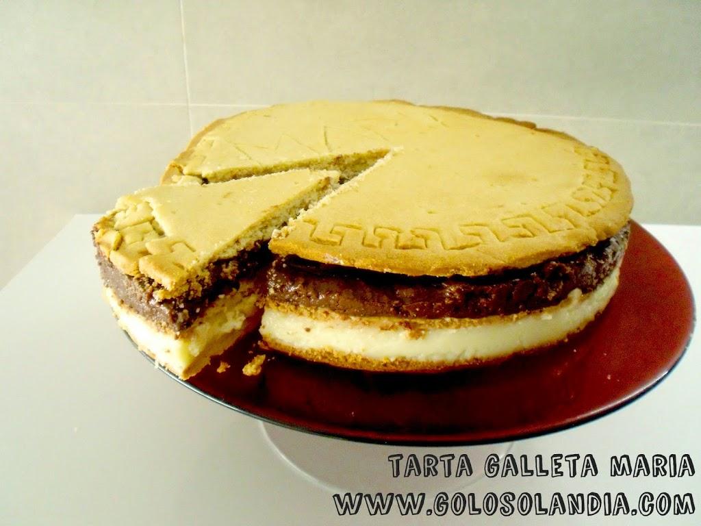 Soulsly :DDD Tarta-galleta-crema